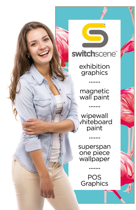 Switchscene | Commercial Wallpaper | Switchscene Banner